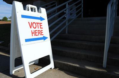"""""""Vote here"""""""