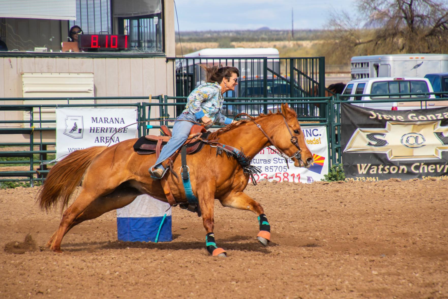 Winners Ride At The Marana Heritage Arena News Tucsonlocalmedia Com