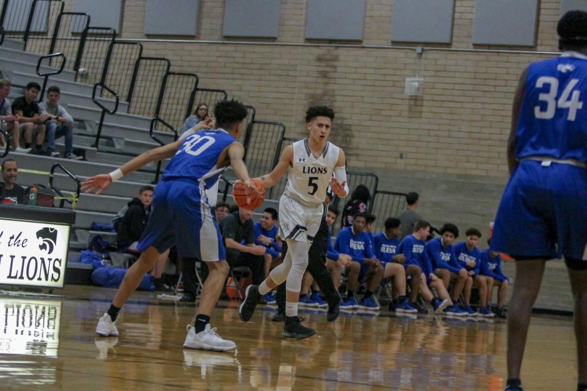 Mountain View boys basketball vs Buena High School Feb. 5