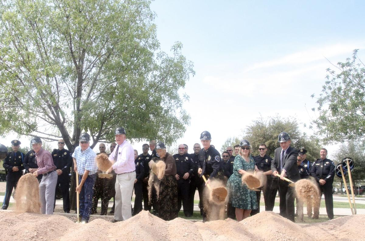 Marana Police Facility Groundbreaking