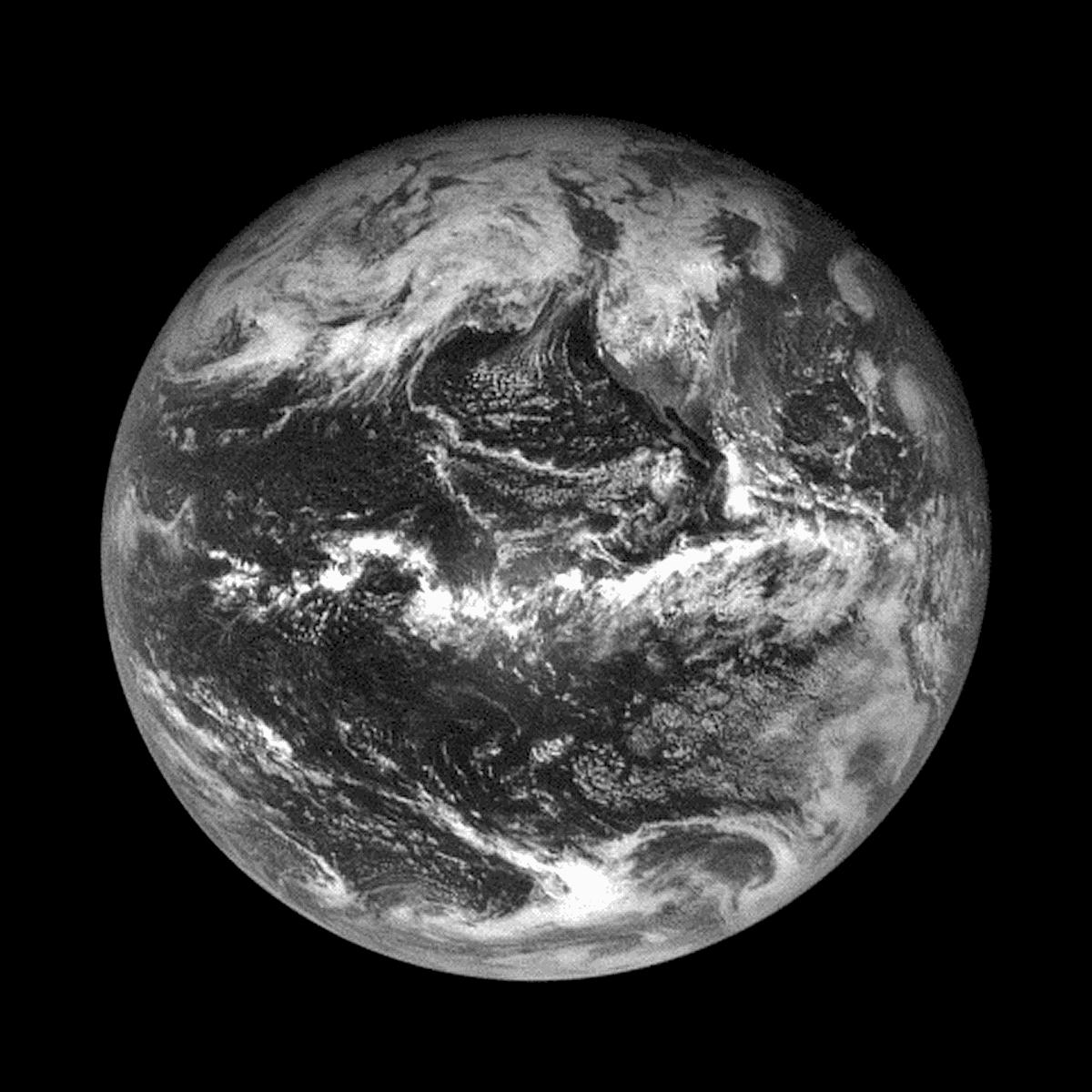 OSIRIS-REx images