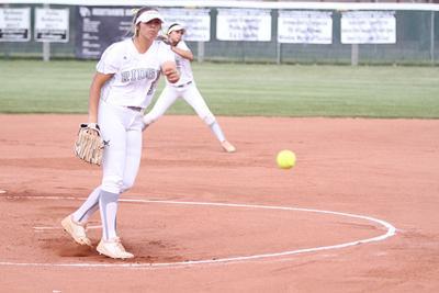 Shelby Thompson IRHS softball