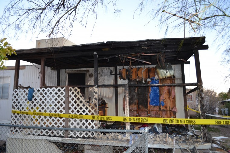 House fire started by 7-year-old