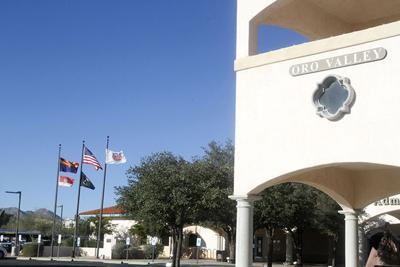 OV Town Council Building