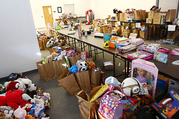 Golder Ranch Fire Toy Drive