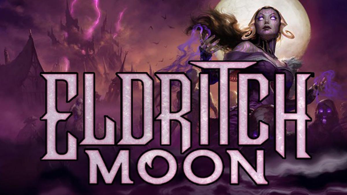 "Magic: The Gathering set ""Eldritch Moon"""