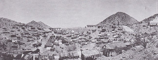 Silverbell mining town