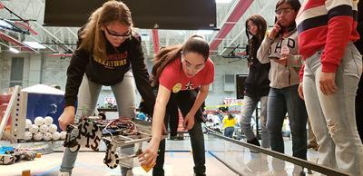 Robotics tournament