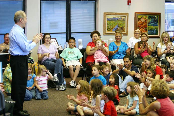 'Musical Magic for Kids' concerts at new OV venue