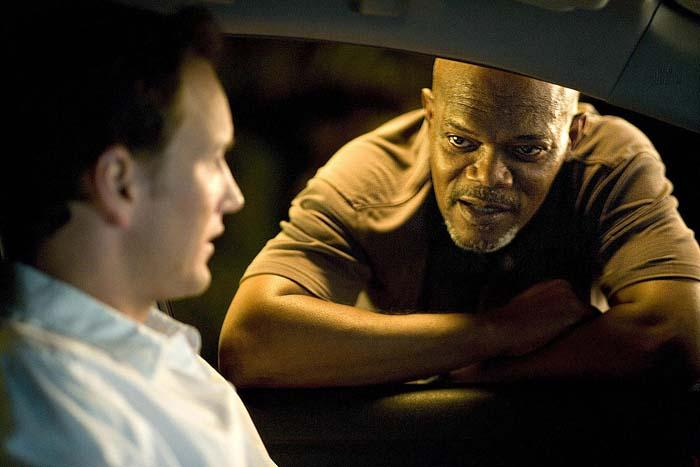 NEW AT THE MOVIES: View's bad at 'Lakeview Terrace'