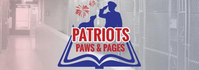 Patriots, Paws and Pages