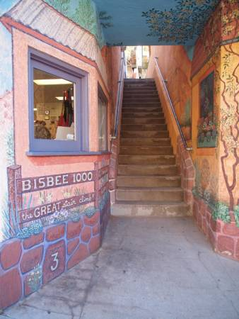 Bisbee 1,000 Great Stair Climb