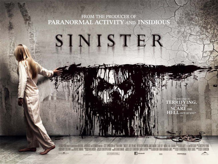 """""""Sinister"""" is the scariest film to hit theaters this Halloween season"""