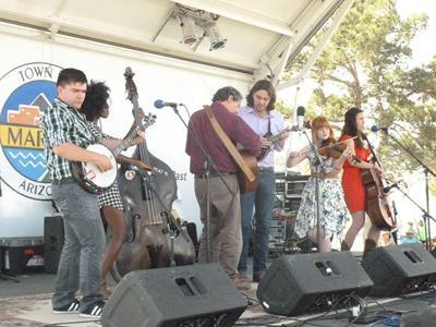 Marana Bluegrass Festival
