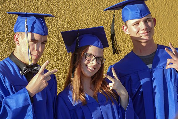 Marana High School grads