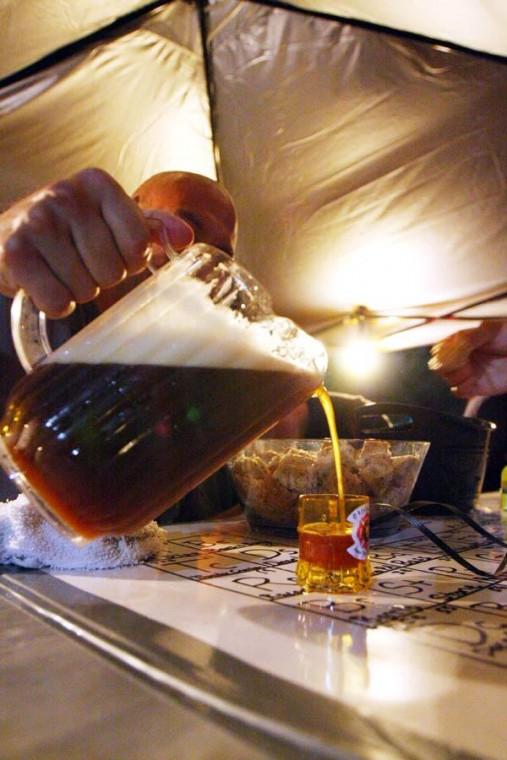 Beneficial beer brewing