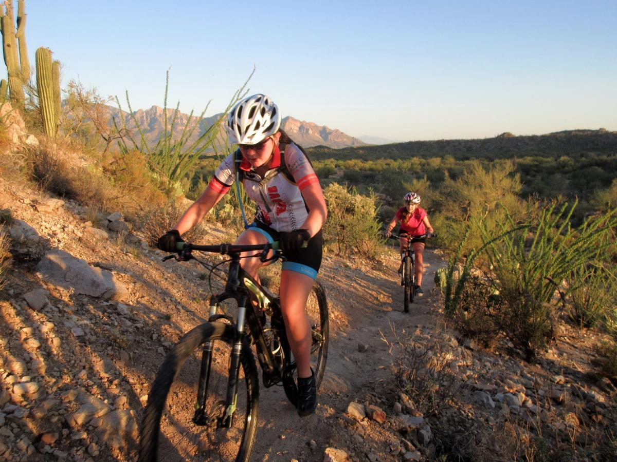 Oro Valley Interscholastic Mountain Bike Team
