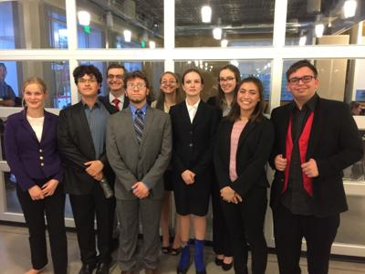 3d5fd9c5c Canyon del Oro academic decathlon headed to nationals in Texas