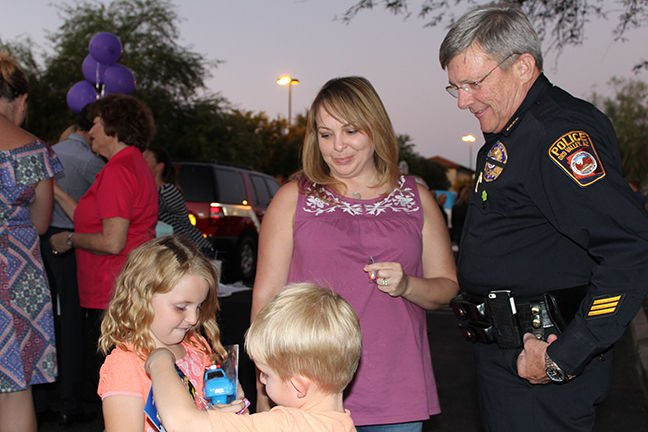 Local first responders hosting National Night Out this month | Tucson Local Media
