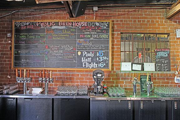 Public Brewhouse