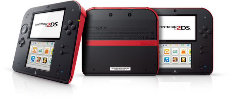 Nintendo announces 2DS with Oct. 12 release date