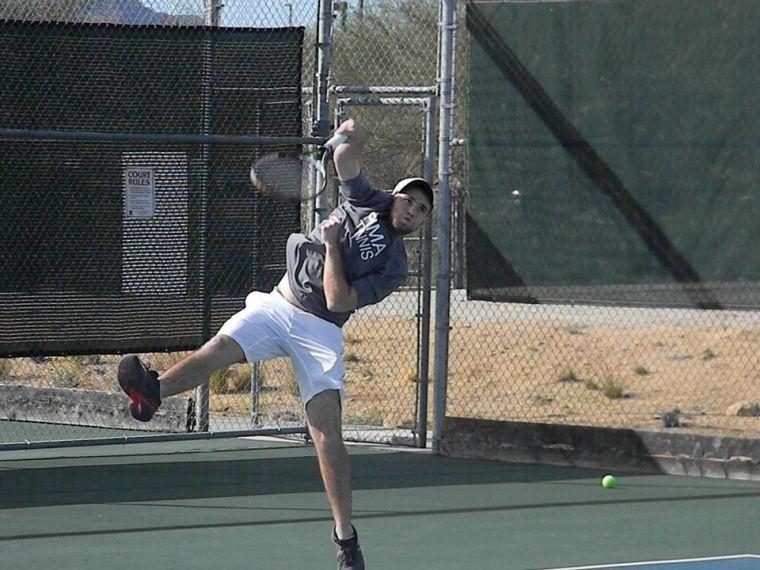 Pima community college men's tennis