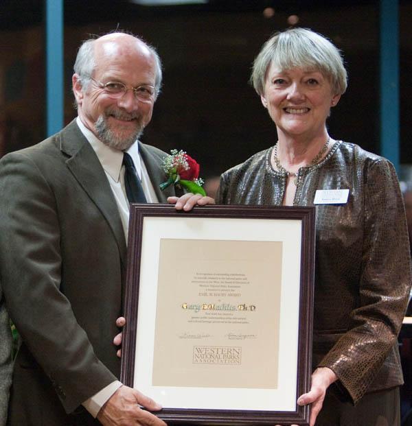 WNPA gives top award to adviser