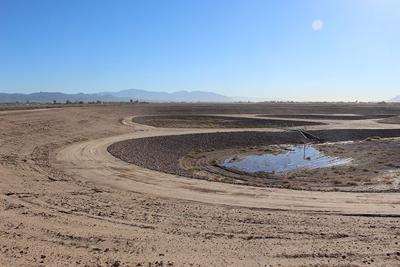 Marana Water basin