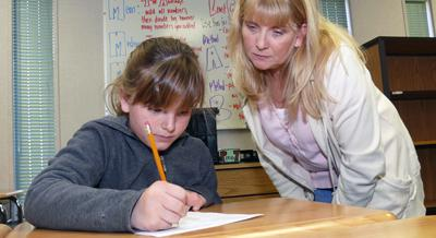 Math tutors make difference