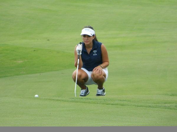 Lady Nighthawks golf 1