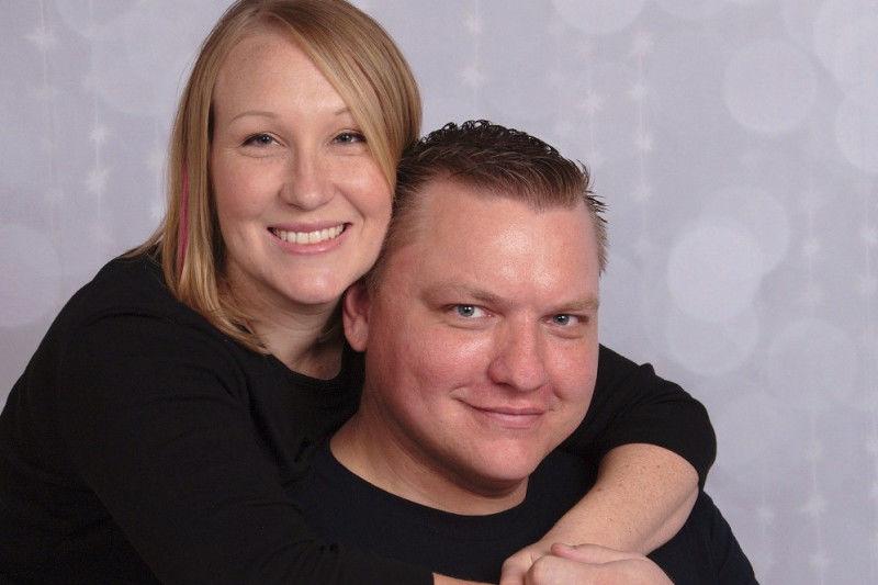 Leslie Ann and Stephen Berg