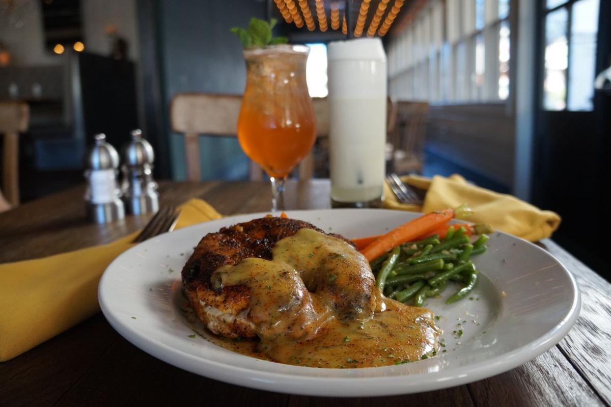 SAZ Creole Kitchen & Cocktails