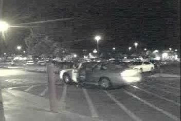 Two suspects wanted for armed robbery outside Walmart