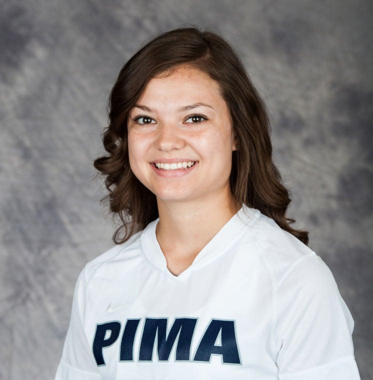 Larissa Adams soccer pima community college