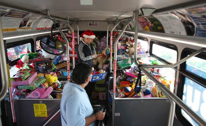 Still time to 'stuff the bus'