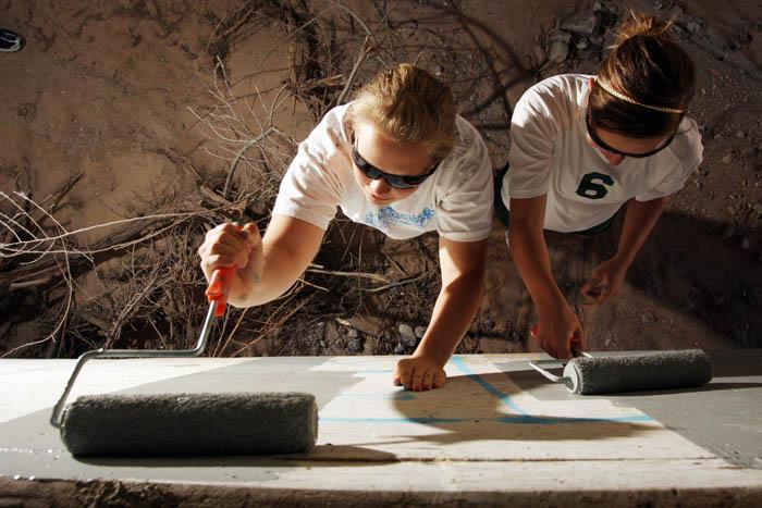 OV vows to wipe out grafitti