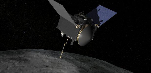 Asteroid NASA