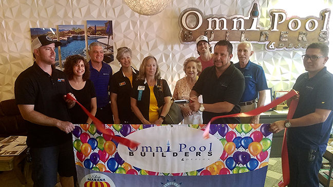 Omni Pool Builders & Design