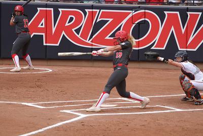 Jessie Harper UA Softball