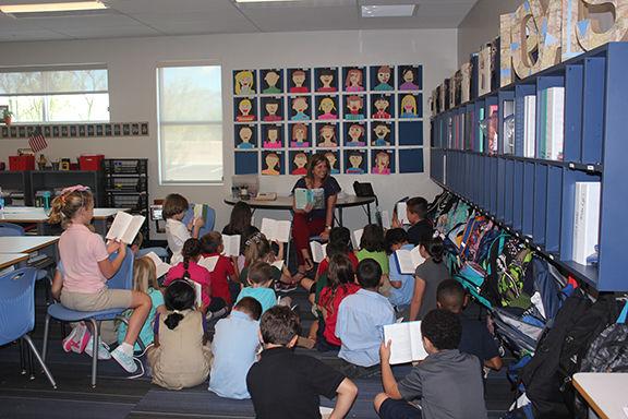Leman Academy classroom