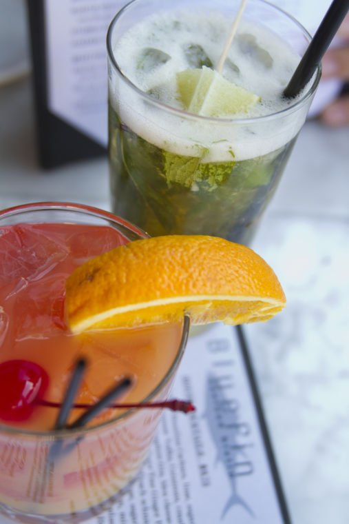 Sippin Social - Bluefin Seafood Bistro