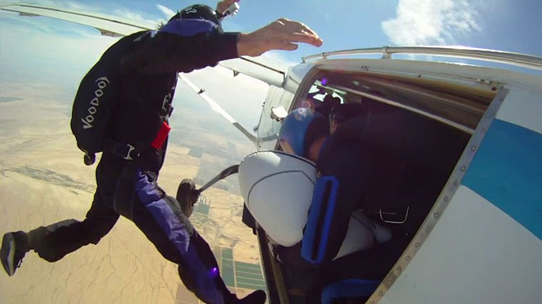 Skydiver killed in Eloy in accident