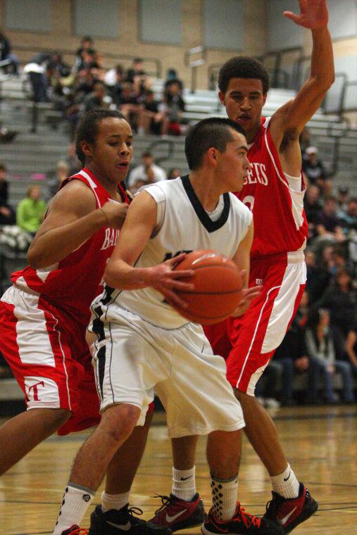 Mountain View vs Tucson High Mens Basketball