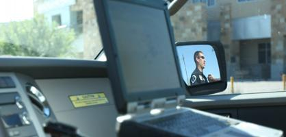 Police backup: Cameras, microphones