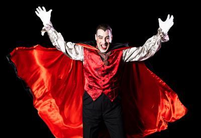 David Fanning is Dracula