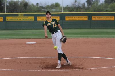 Canyon del Oro Softball April 16, 2019