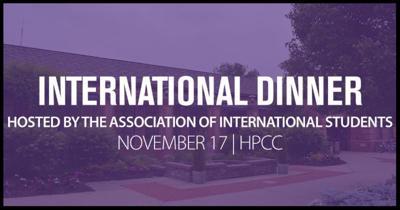 AIS International Dinner