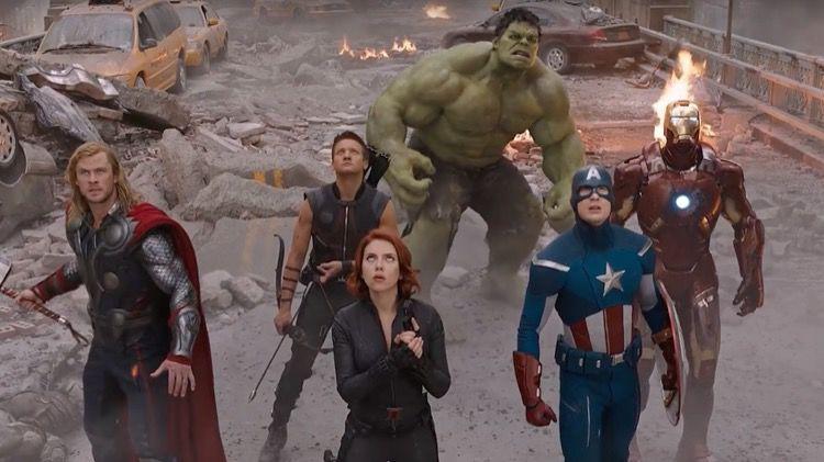 Avengers- 2012