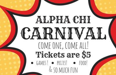 Alpha Chi Carnival Comes to Town!