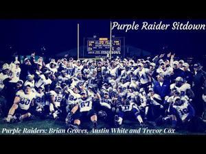 Purple Raider Sitdown: Brian Groves, Austin White and Trevor Cox